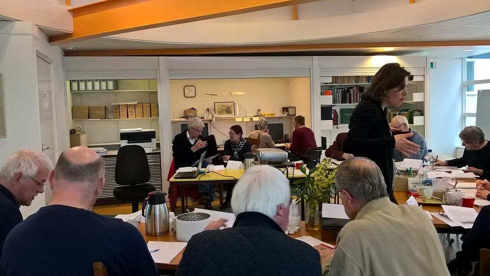 Workshop Historische Verhalen Schrijven CC BY Erfgoed Gelderland