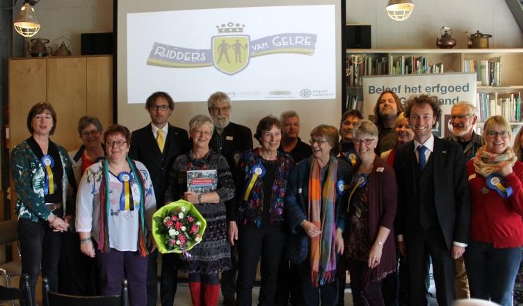 Boekpresentatie Gelderse Verhalen Erfgoed Gelderland